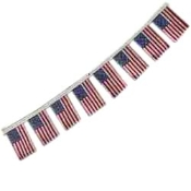 USA String Flag 20 Flags