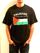 Palestine T-Shirt - Black