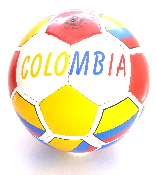 Colombia Soccerball