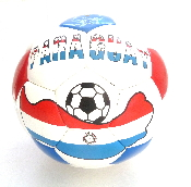 Paraguay Soccerball