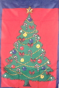 Christman Tree 2x3 Feet Flag